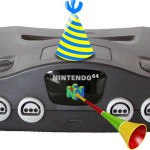Happy 2nd Birthday N64 Squid!