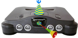 nintendo 64 birthday