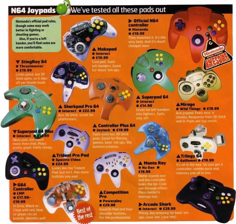 3rd-party-controllers