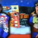 Nintendo 64 ad: Jingle Bells