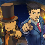 Professor Layton vs Phoenix Wright Ace Attorney Review (3DS)