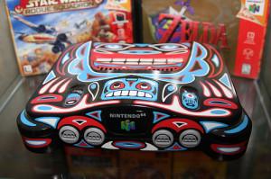 Totem-Nintendo-64-mod-2