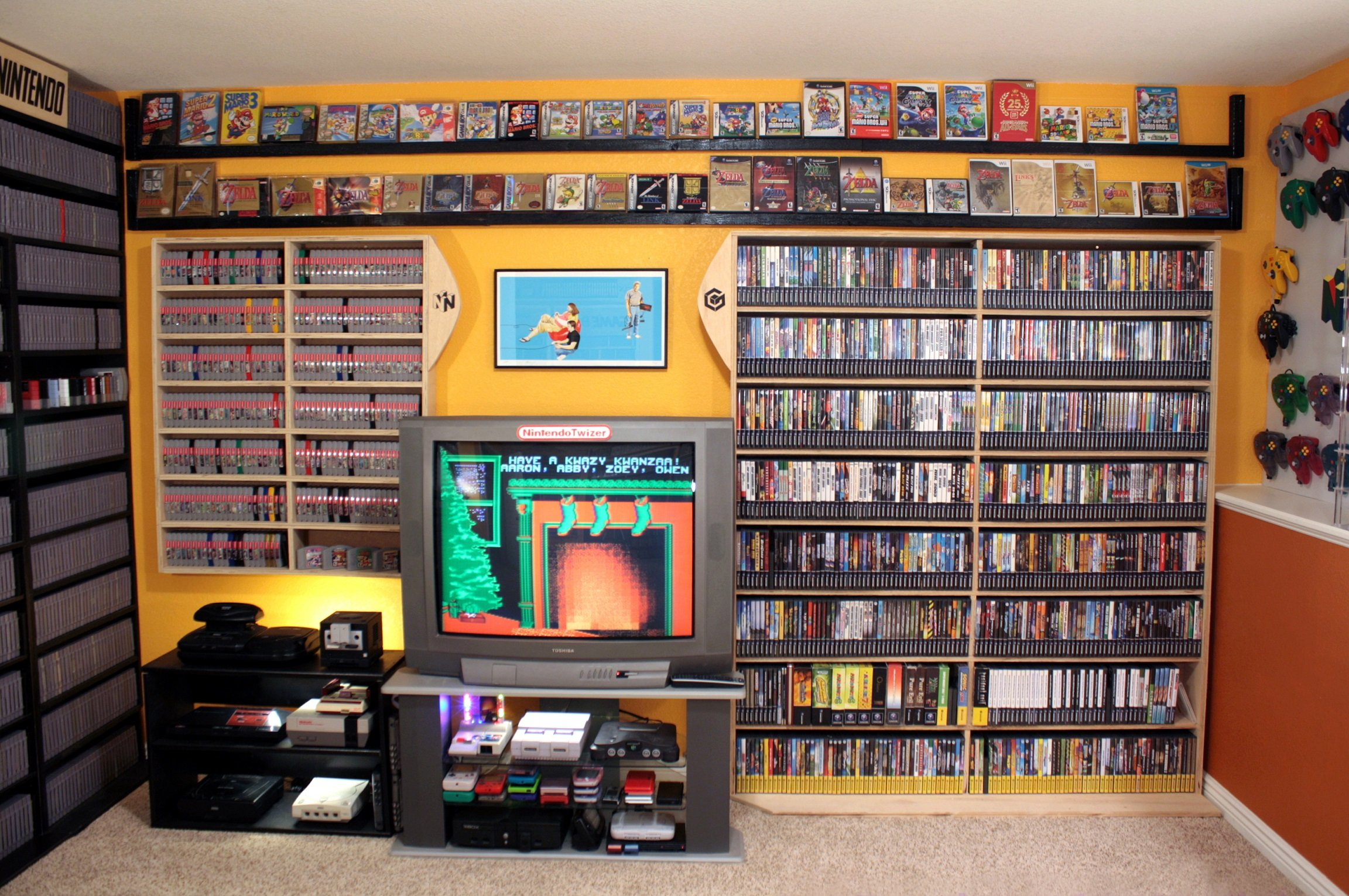 retro video game furniture trend home design and decor 25 incredible video gaming room designs home design and