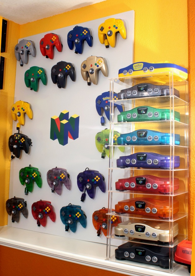 game-collection-n64-wall