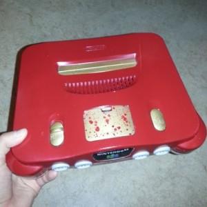 The finished Nintendo 64