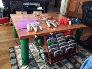 The complete N64 table