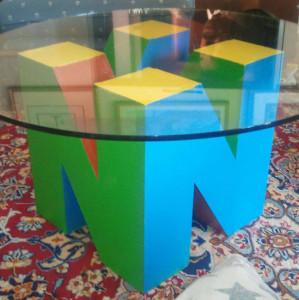 nintendo-64-lamp-table