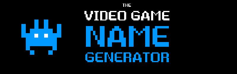 Video game name generator - N64 Squid