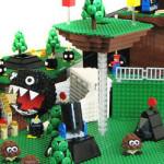 LEGO Bob-omb Battlefield by Matt de Lanoy