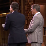 Pierce Brosnan plays 007 Goldeneye on The Tonight Show