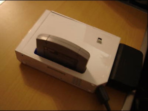 The backside of the Wii64