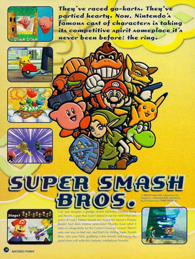 nintendo-64-ad-super-smash-bros-nintendo-power