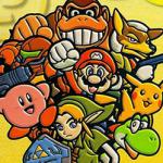 Nintendo 64 ad: Super Smash Bros in Nintendo Power