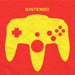 Deviantart.com: Control Series – Nintendo (n64) by yamelme