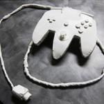 Paper N64 controller by sakurachan24