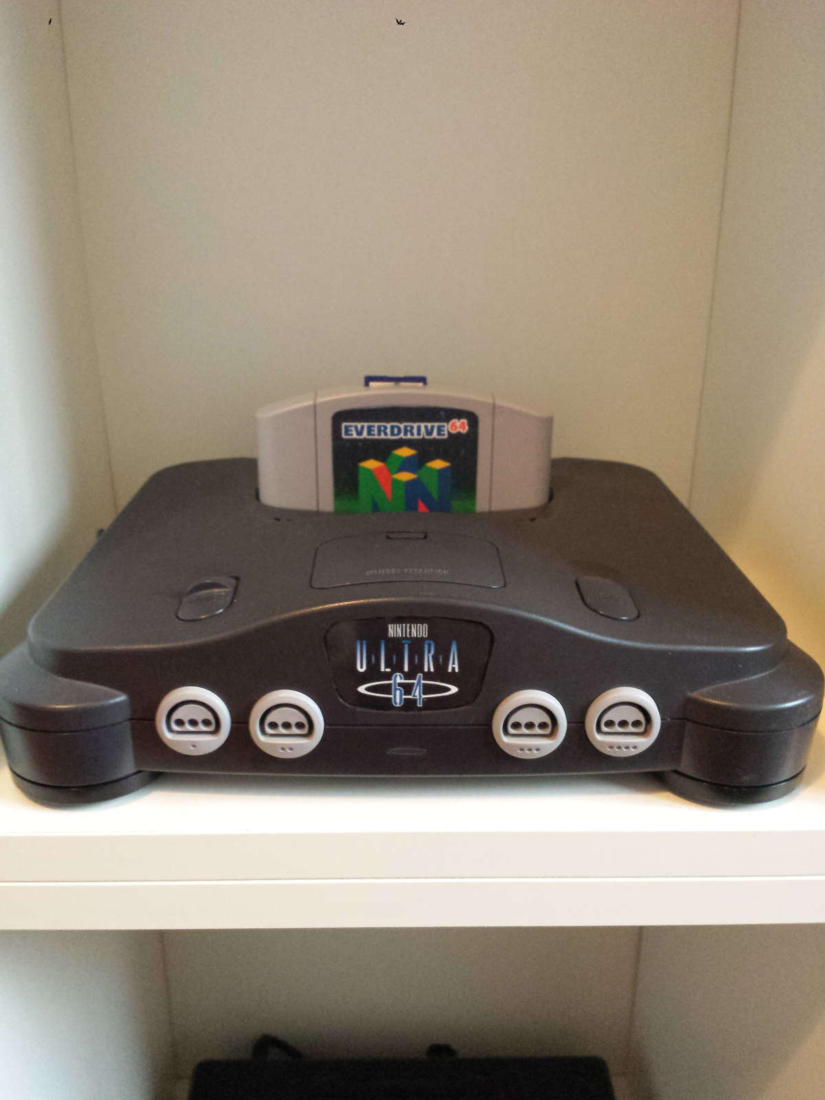 back to the drawing board how to make an ultra 64 n64 squid. Black Bedroom Furniture Sets. Home Design Ideas