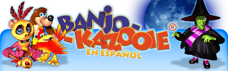 Banjo-Kazooie Spanish ROM patch now available - N64 Squid