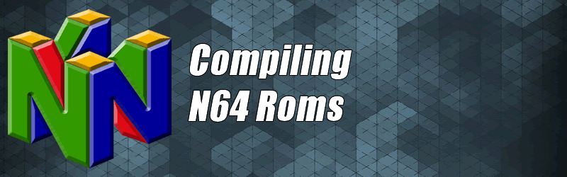 How to compile a Nintendo 64 ROM - N64 Squid