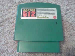The later released Doctor V64 Jr.