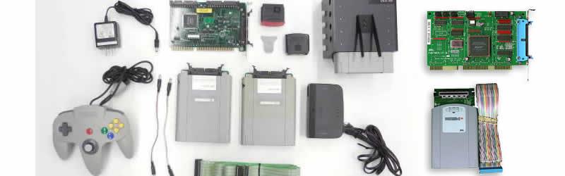 Nintendo 64 development hardware - N64 Squid