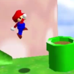 Super Mario Run 64 (Homebrew game)