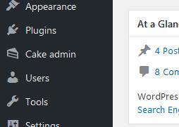 cake-admin