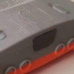 3D-printed Nintendo 64 Raspberry Pi case