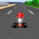 AI learns to play Mario Kart 64 by itself