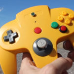 N64 Rocket Launch Controller