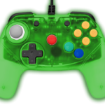 New transparent controller by Retro Fighters