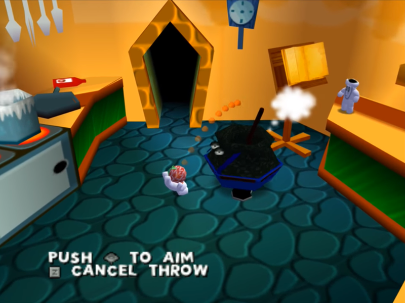 Glover 2 announcement and its 'cancellation' - N64 Squid