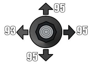 modded joystick range