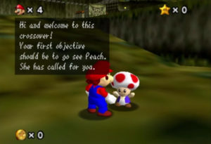 Talking to Toad