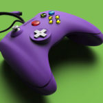 Nintendo 64 Controller Remake by David Engström