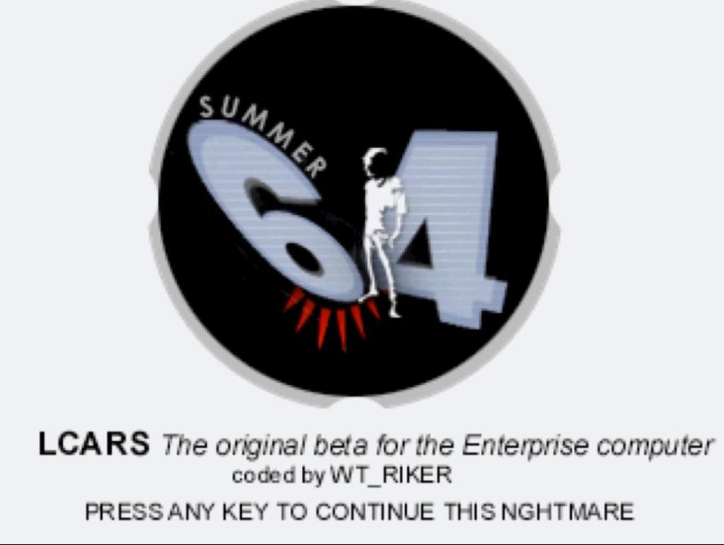 LCARS - N64 Squid