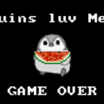 Penguins Luv Melons