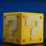 Super Mario 64 LEGO question block